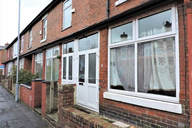 Thumbnail Terraced house for sale in Wetherall Street, Levenshulme, Manchester