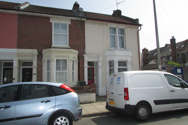 5 bed terraced house to rent in Ruskin Road, Southsea