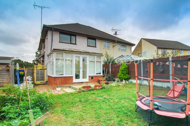 Thumbnail Property for sale in Gilberd Road, Colchester