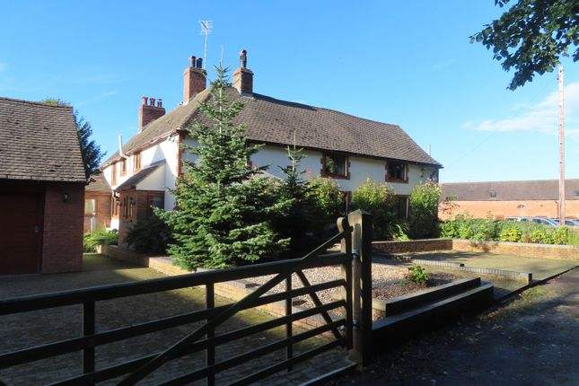 Thumbnail Property for sale in Brockton, Eccleshall, Stafford