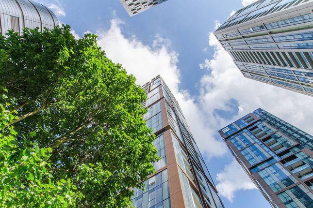 Maine Tower, Canary Wharf, London E14