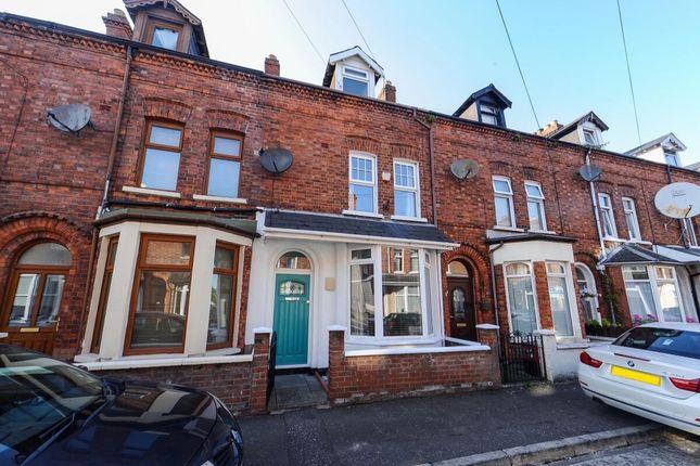 Thumbnail Terraced house for sale in Glenbrook Avenue, Belfast