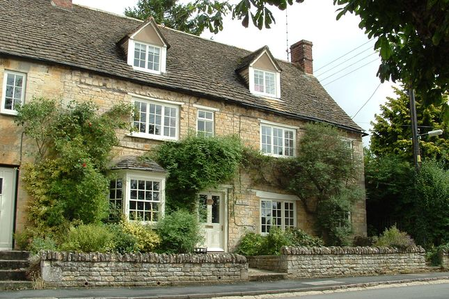Thumbnail End terrace house to rent in No.4 Top Street, Exton, Oakham, Rutland