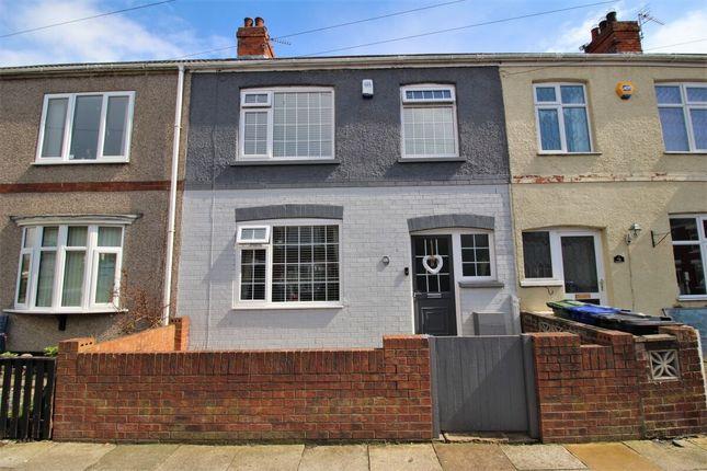 3 bed terraced house for sale in Arthur Street, Grimsby DN31