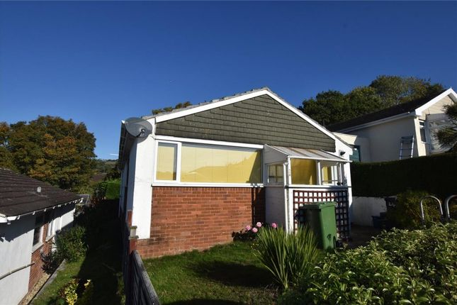 Thumbnail Detached bungalow for sale in Lake Avenue, Teignmouth, Devon