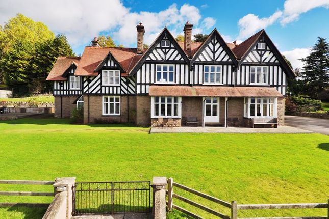 Thumbnail Property for sale in Much Birch, Hereford