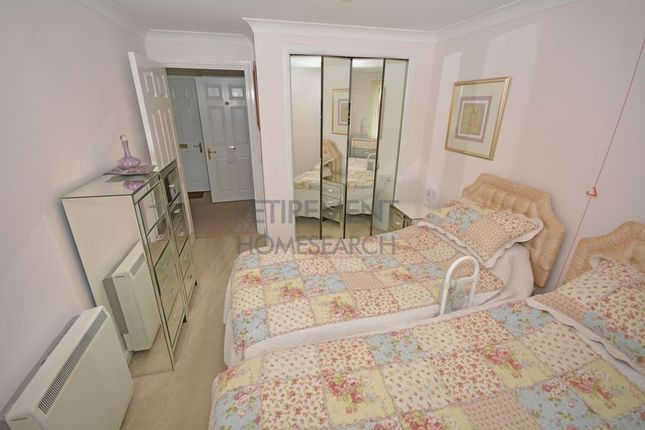 Bedroom of Wesley Court, Plymouth PL1