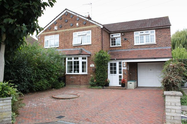 Thumbnail Semi-detached house for sale in Prospect Road, Woodford Green