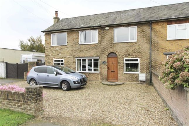Thumbnail Semi-detached house for sale in Uxbridge Road, Iver Heath, Buckinghamshire