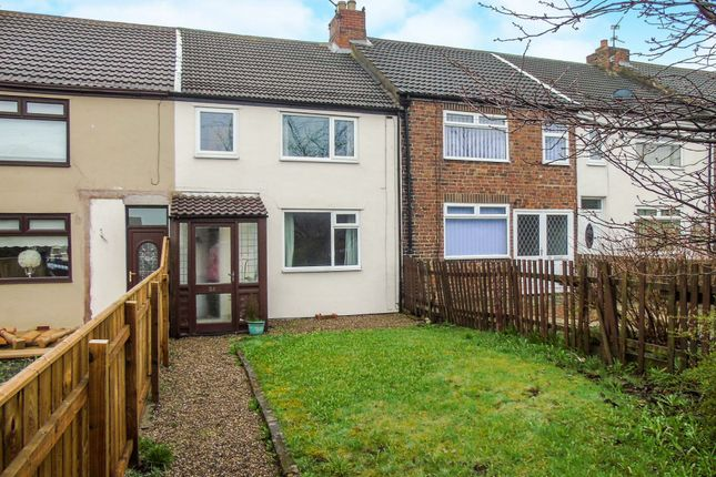 Thumbnail Terraced house for sale in Milbank Terrace, Station Town, Wingate