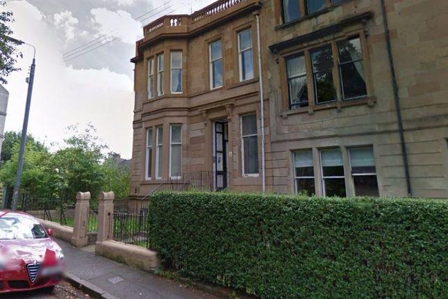 Thumbnail Flat to rent in Wilton Street, West End, Glasgow