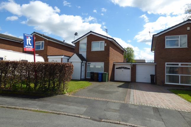 Thumbnail Detached house for sale in Hampstead Drive, Stockport