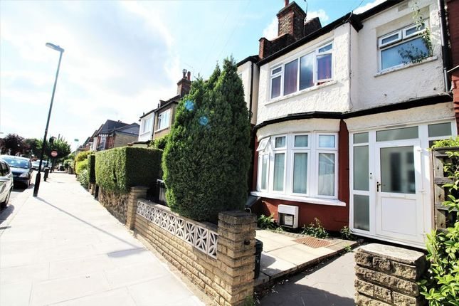 Thumbnail Terraced house for sale in Woodside Road, London