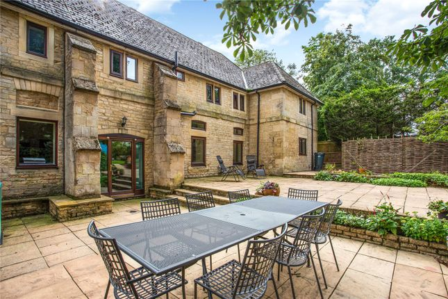 Terrace of Stocken Hall Mews, Stretton, Oakham, Rutland LE15