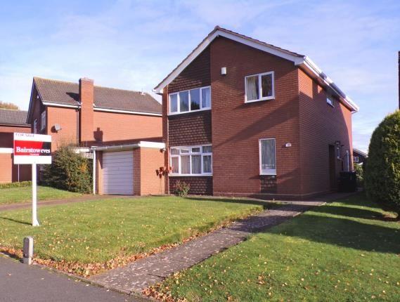 Thumbnail Detached house for sale in Carnoustie Close, Sutton Coldfield, West Midlands