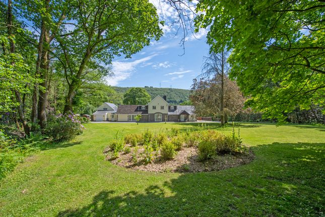 Thumbnail Detached house for sale in Aberdulais, Neath, South Wales