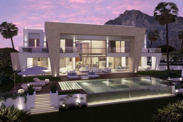 Thumbnail Villa for sale in Sierra Blanca, Marbella, Málaga, Andalusia, Spain