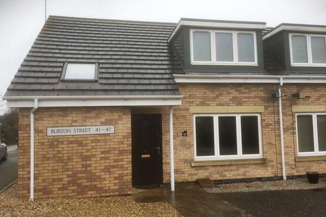 Thumbnail Property for sale in Burton Street, Peterborough