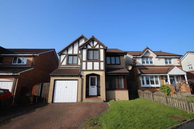 Thumbnail Detached house for sale in English Row, Calderbank, Airdrie, North Lanarkshire