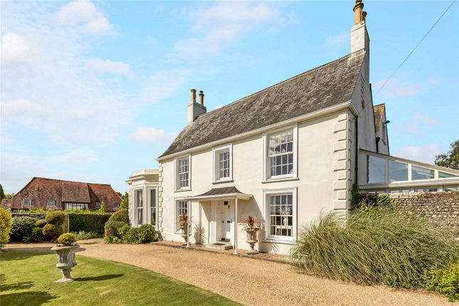 Thumbnail Detached House For Sale In Main Road Yapton Arundel