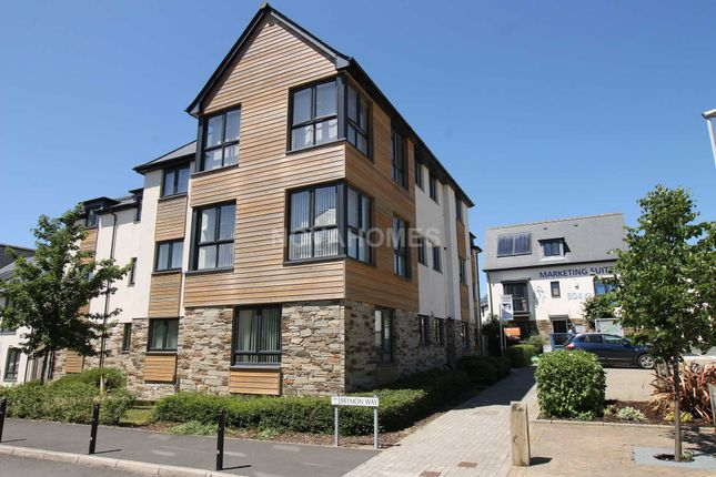 Thumbnail Flat for sale in Piper Street, Derriford
