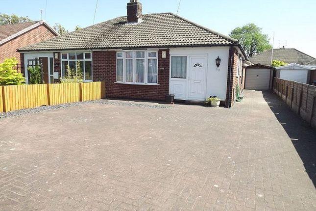 Thumbnail Detached bungalow to rent in Cinnamon Lane, Fearnhead, Warrington