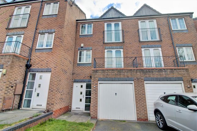 Thumbnail Town house for sale in Waterfront Way, Walsall