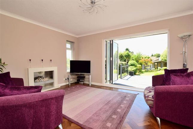 Thumbnail Bungalow for sale in Chute Avenue, High Salvington, Worthing, West Sussex