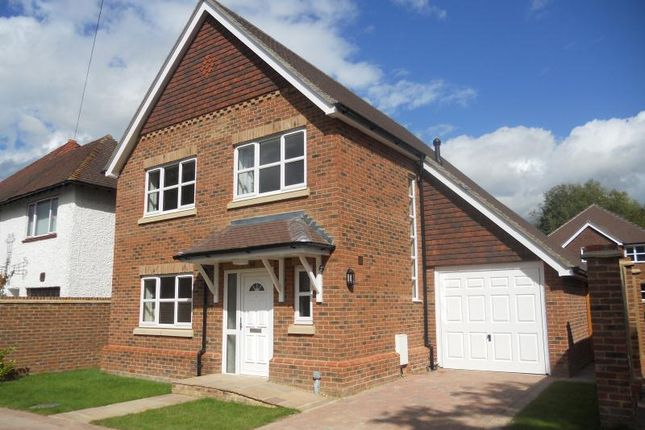 Thumbnail Detached house to rent in Brighton Road, Salfords, Redhill