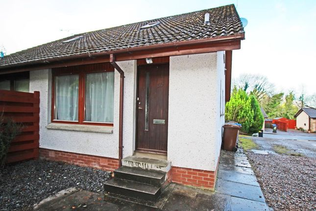 Thumbnail Semi-detached bungalow to rent in Overton Avenue, Inverness
