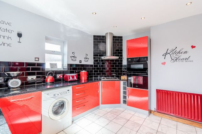 Thumbnail Semi-detached house for sale in Glencroft Road, Solihull, West Midlands