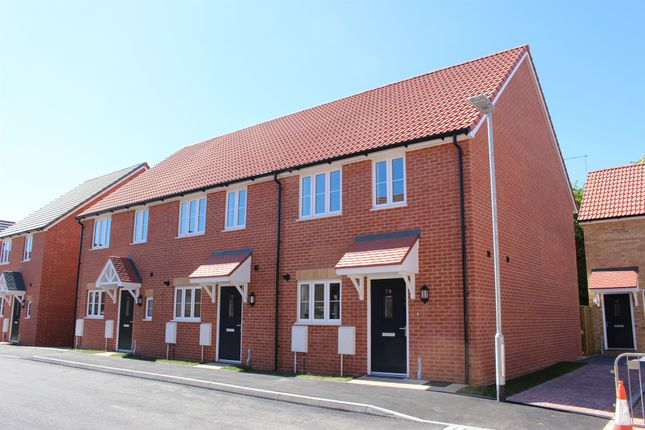2 bed end terrace house for sale in Park Road, Yeovil