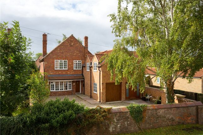 Detached house for sale in Huby Road, Sutton-On-The-Forest, York
