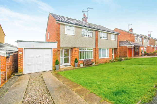 3 bed semi-detached house for sale in Caerleon Court, Caerphilly