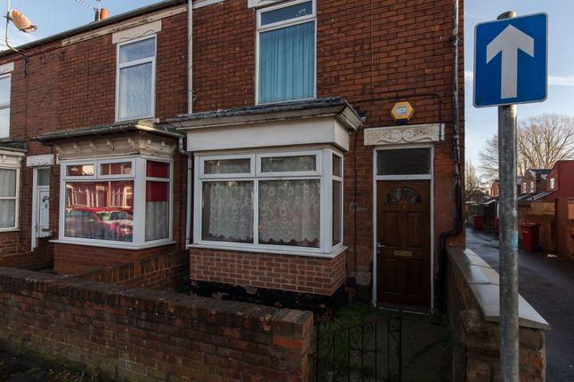 Thumbnail Flat to rent in Buckingham Street, Scunthorpe