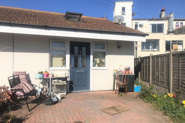 Thumbnail Semi-detached bungalow for sale in Lynwood Road, Saltdean, Brighton