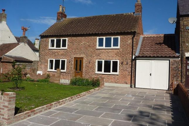 Thumbnail Cottage for sale in Water End, Brompton, Northallerton