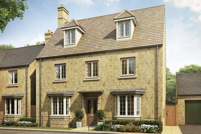 """Thumbnail Detached house for sale in """"Emerson"""" at Blackberry Walk, London Road, Cirencester"""