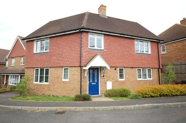 Thumbnail Detached house for sale in Flaxen Fields, Five Ash Down, Uckfield, East Sussex