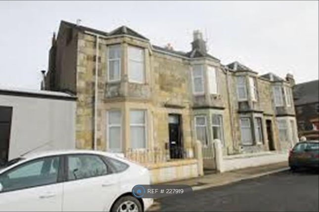 Thumbnail Flat to rent in Mcisaac Road, Saltcoats
