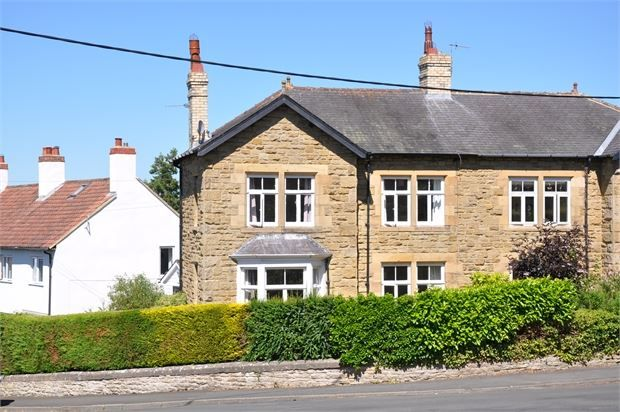 Thumbnail Semi-detached house for sale in Edington, Elvaston Road, Hexham