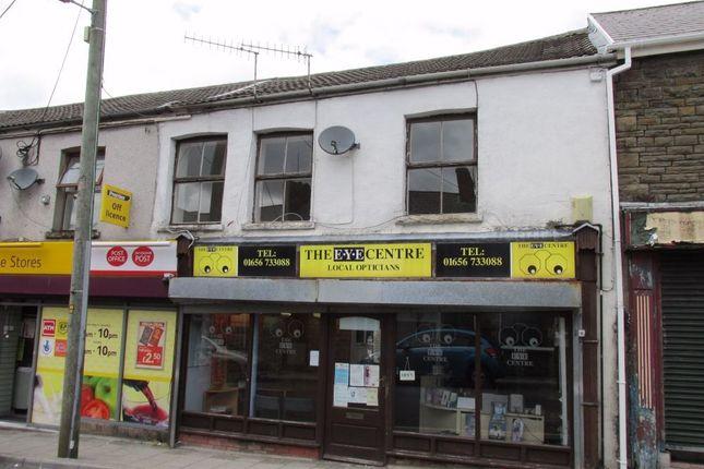 Commercial property for sale in Caerau Road, Caerau, Maesteg, Mid Glamorgan