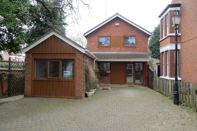 Thumbnail Detached house for sale in Park Avenue, Hull