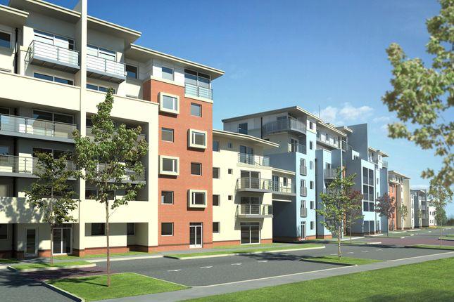 Flat to rent in Coxhill Way, Aylesbury