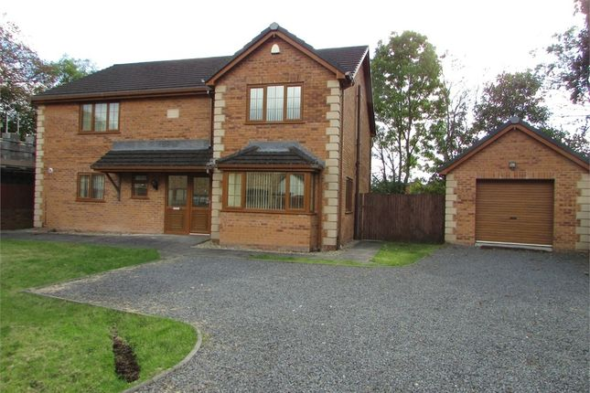 Thumbnail Detached house for sale in Nant Celyn, Crynant, Neath, West Glamorgan