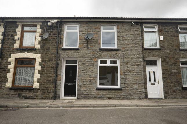 Thumbnail Property to rent in Volunteer Street, Pentre, Rhondda