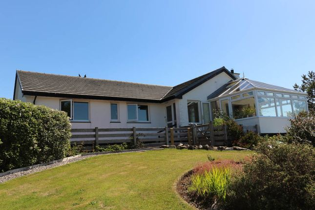 Thumbnail Detached bungalow for sale in Balmeanach, Struan
