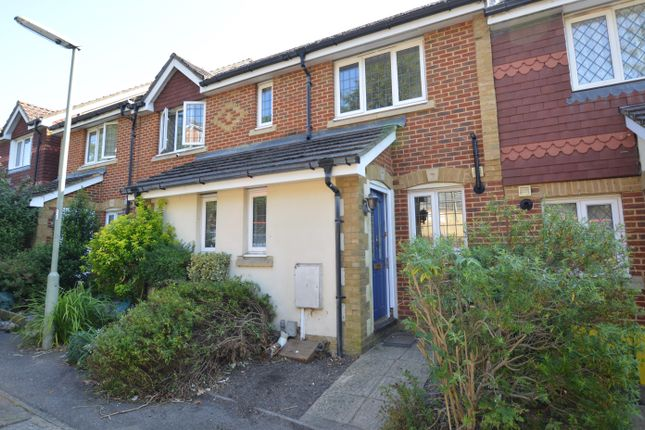 Thumbnail Terraced house to rent in Strathcona Gardens, Knaphill, Woking, Surrey