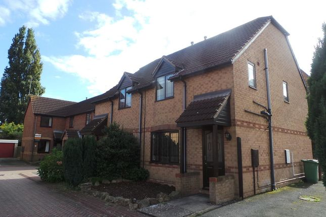 Thumbnail Semi-detached house to rent in Orchard Close, Ashby, Scunthorpe