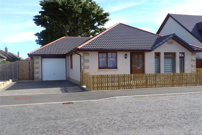 3 bed detached bungalow for sale in 1 Poppy Road, Buckie AB56